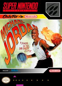 Michael Jordan: Chaos in the Windy City (Arcade, 1994 год)