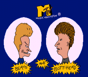 MTV's Beavis and Butt-Head