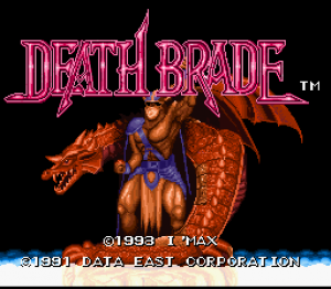 Mutant Fighters: Death Brade
