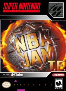 NBA Jam Tournament Edition (Arcade, 1994 год)