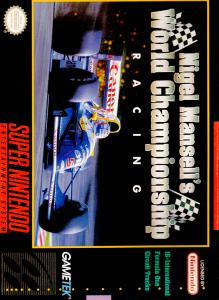Nigel Mansell's World Championship Racing (Racing, 1993 год)