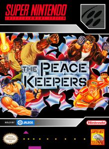 Постер The Peace Keepers