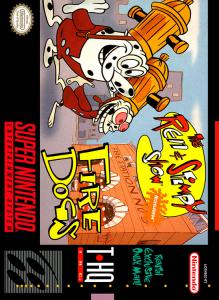 The Ren & Stimpy Show: Fire Dogs (Arcade, 1994 год)