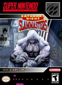 Постер Saturday Night Slam Masters