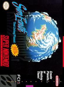 SimEarth: The Living Planet (Simulation, 1992 год)