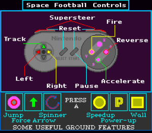 Space Football: One on One