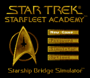 Star Trek: Starfleet Academy - Starship Bridge Simulator