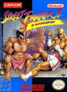 Street Fighter II Turbo (Arcade, 1993 год)