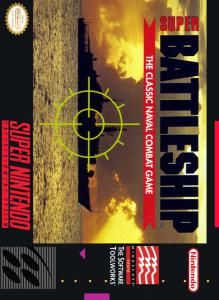 Постер Super Battleship: The Classic Naval Combat Game