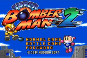 Super Bomberman 2