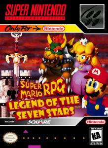 Постер Super Mario RPG: Legend of the Seven Stars