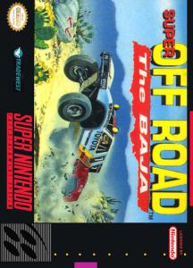 Постер Super Off Road: The Baja