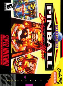 Super Pinball: Behind the Mask (Arcade, 1994 год)