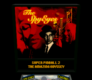 Super Pinball II: The Amazing Odyssey