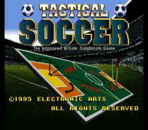 Tactical Soccer
