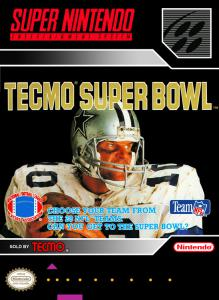 Tecmo Super Bowl (Sports, 1993 год)