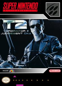 Terminator 2: Judgment Day (Arcade, 1993 год)