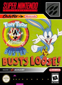 Постер Tiny Toon Adventures: Buster Busts Loose!