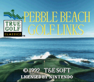 True Golf Classics: Pebble Beach Golf Links