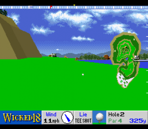 True Golf Classics: Wicked 18