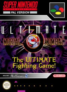 Ultimate Mortal Kombat 3 (Arcade, 1996 год)