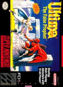 Постер Ultima VI: The False Prophet