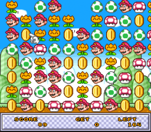 UNDAKE30 Same Game Taisakusen Mario Version