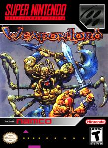 WeaponLord (Arcade, 1995 год)