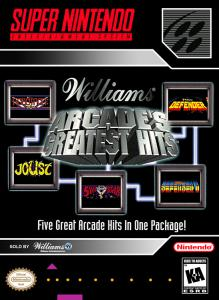 Постер Williams Arcade Classics