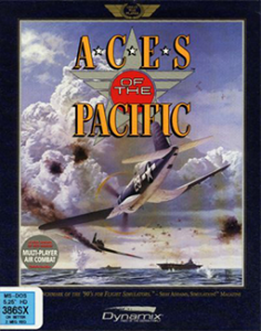 Aces of the Pacific (Simulation, 1992 год)