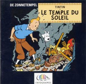 Постер Adventures of Tintin - Prisoners of the Sun, The