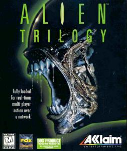 Постер Alien Trilogy