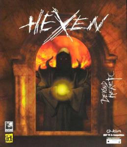 Hexen: Beyond Heretic (Arcade, 1995 год)