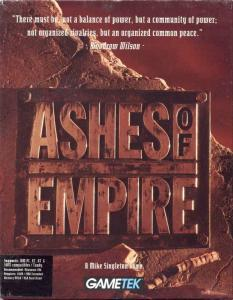 Постер Ashes of Empire