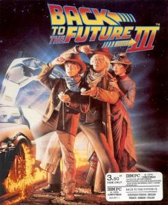 Постер Back to the Future Part 3