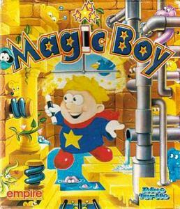 Постер Magic Boy