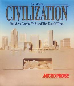 Sid Meier's Civilization Русская версия (Strategy, 1991 год)