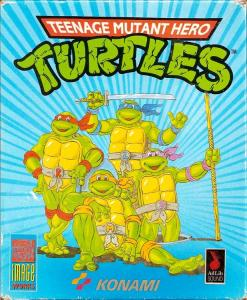 Teenage Mutant Ninja Turtles (Arcade, 1989 год)