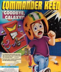 Постер Commander Keen 4: Secret of the Oracle