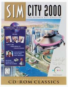SimCity 2000 (Simulation, 1993 год)