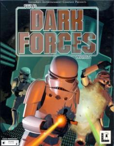 Постер Star Wars: Dark Forces