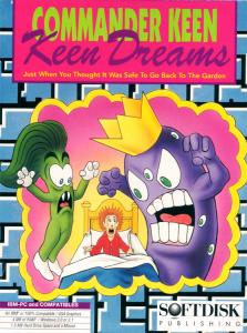 Commander Keen: Keen Dreams (Arcade, 1993 год)