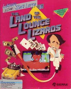 Постер Leisure Suit Larry: in the Land of the Lounge Lizards