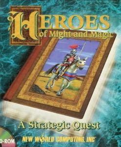 Heroes of Might & Magic (Strategy, 1995 год)