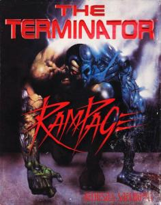 Terminator: Rampage, The (Arcade, 1993 год)