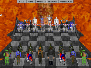 Terminator 2: Judgment Day - Chess Wars