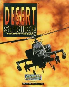 Desert Strike: Return to the Gulf (Arcade, 1994 год)
