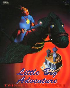 Little Big Adventure: Twinsen's Adventure (Adventure, 1994 год)