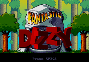Dizzy - The Fantastic Adventures of Dizzy