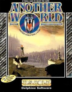 Постер Another World